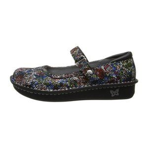 Alegria Belle Cathedral Slim Mary Jane Shoes